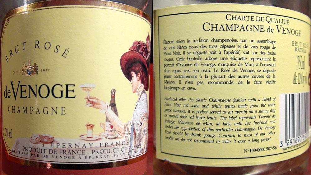 Champagne de l'apéritif