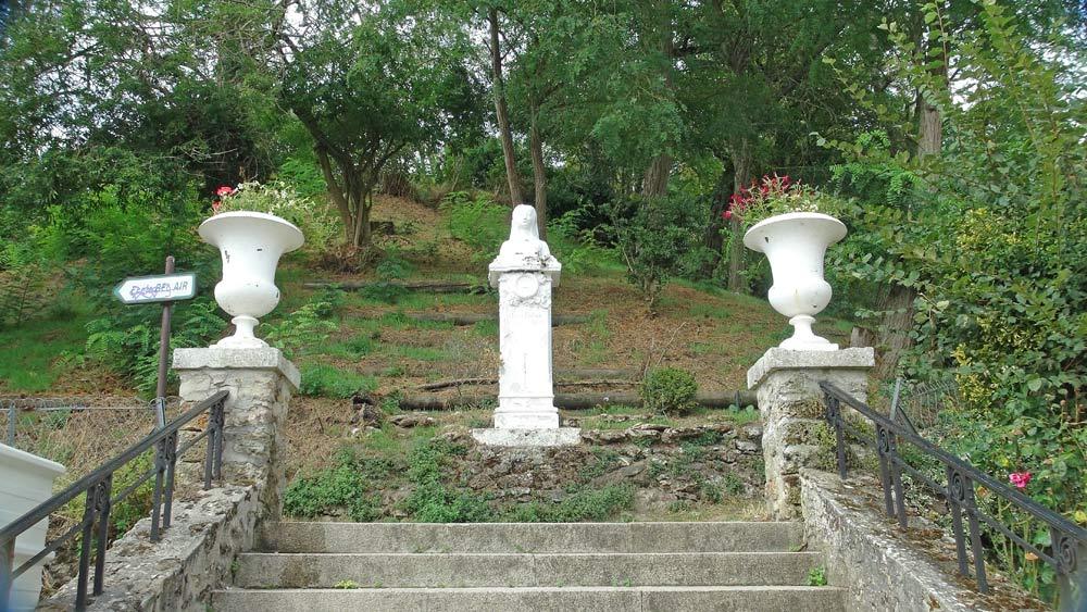 Buste d'Anne de Bretagne