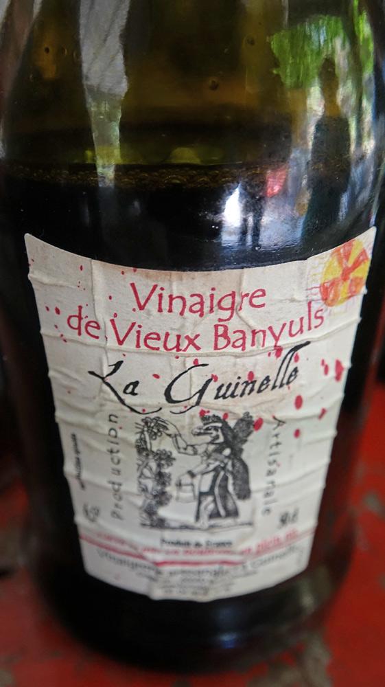 Vinaigre de Vieux-Banyuls