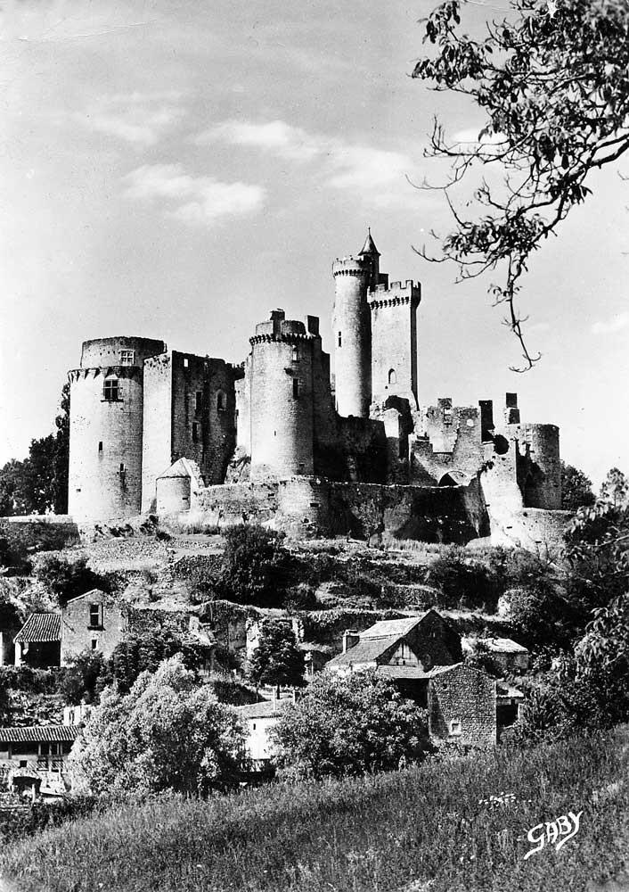 Le château de Bonaguil (tout proche)