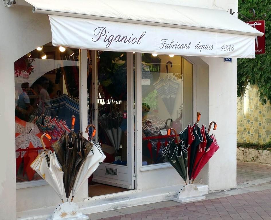 Maison Piganiol, des parapluies depuis 1884