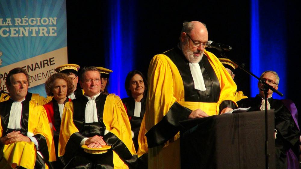 Marc de Ferrière le Vayer (Président de l'IEHCA)