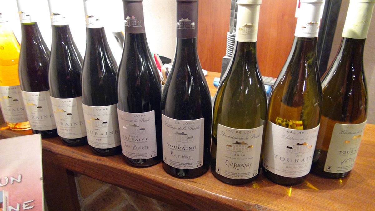"""Les """"vins tranquilles"""" à la vente"""