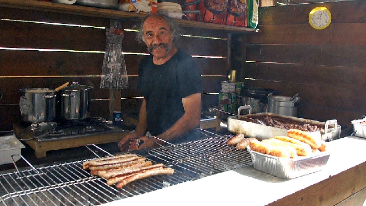 Jean-Michel, cuisinier !