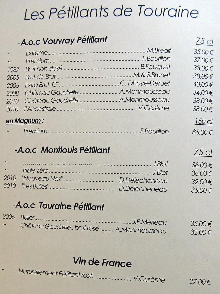 """Les """"bulles"""" de Touraine"""