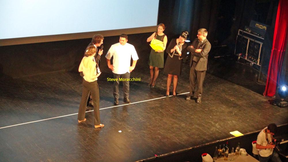 Remise des distinctions : Pâtissier de l'année 2016, Steve Morrachini, La Passagère, Juan-les-Pins