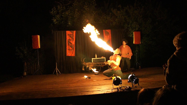 Jérémie Belloir de Kanahi, et la flamme du Dragon