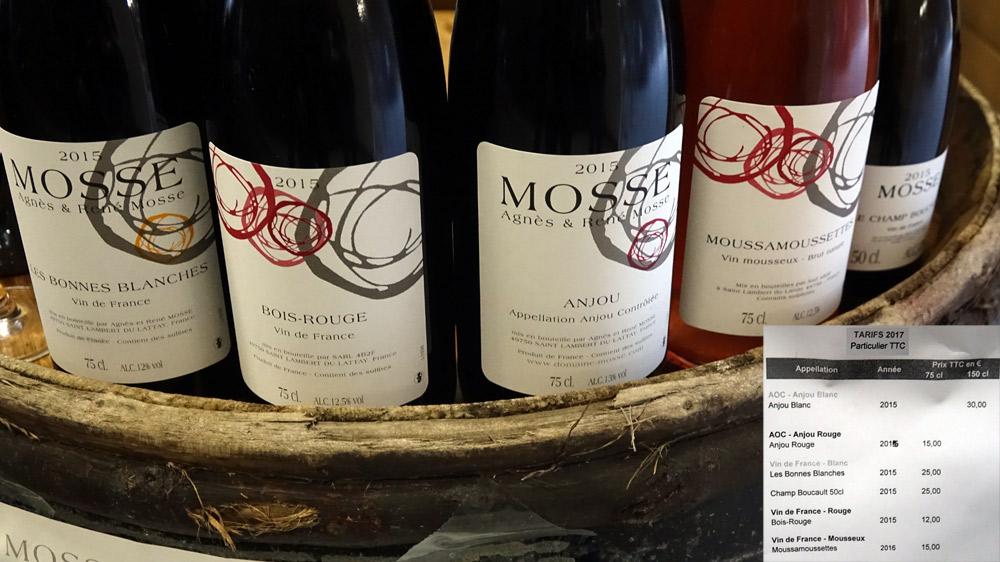 Un des 3 vins aimés (VDF 2015 Le Bois Rouge)