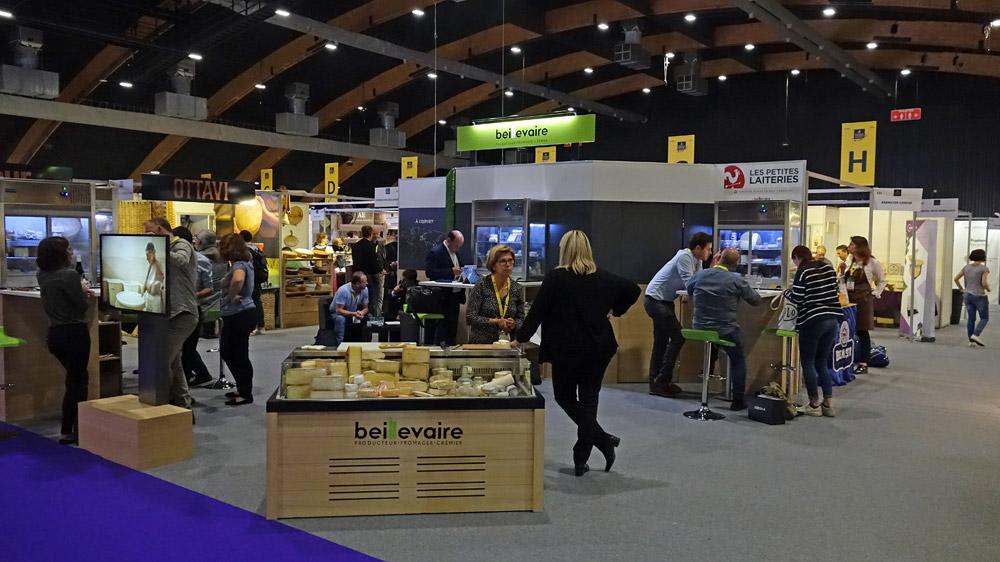 Beillevaire, fromager bien connu !