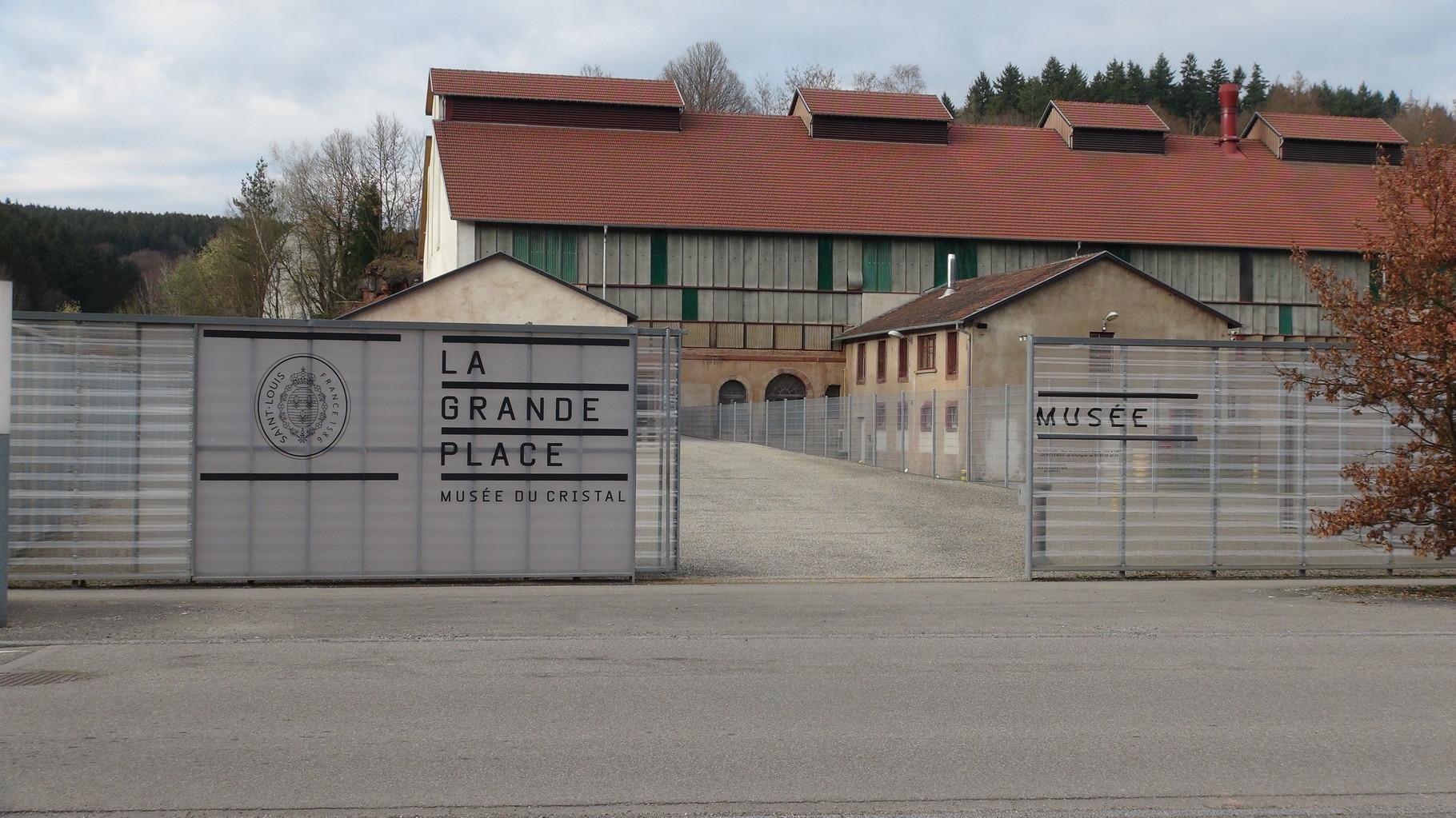 Le bâtiment du Musée et de l'Atelier