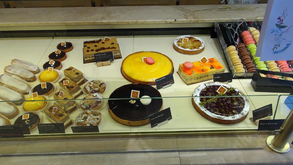 Quelques gros gâteaux