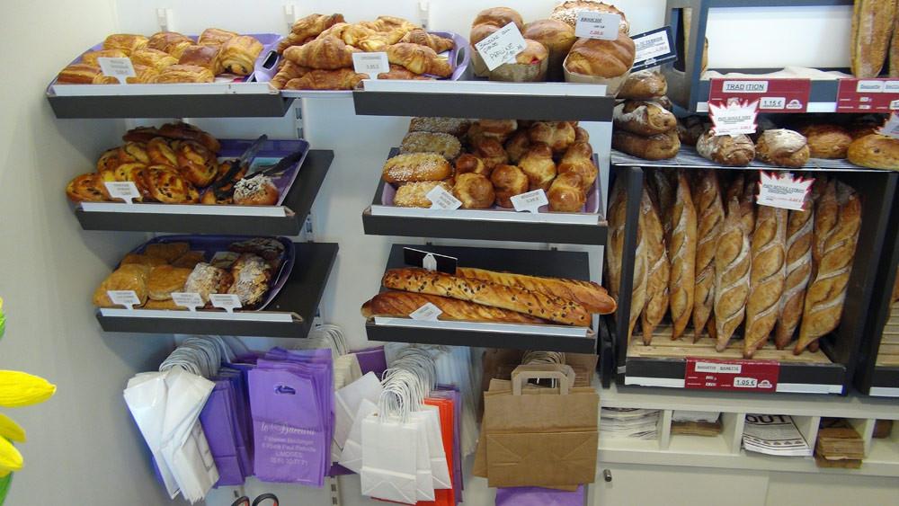 Autres pains disponibles