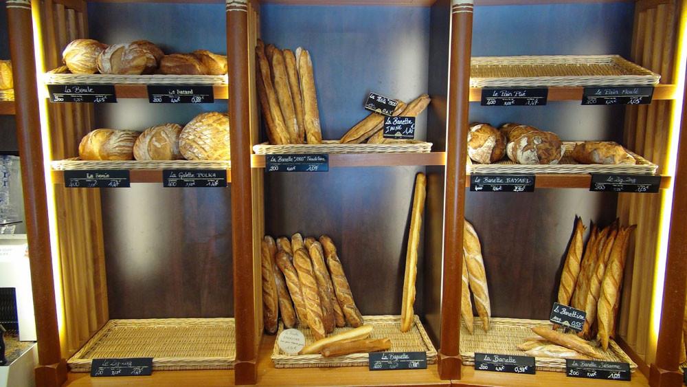 Quelques pains, bien cuits