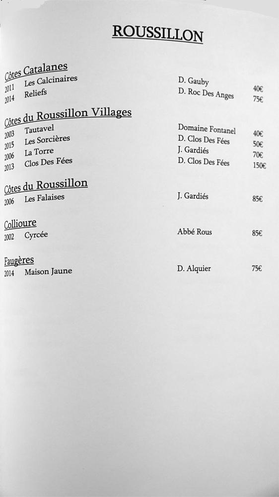 Roussillon (9 références)