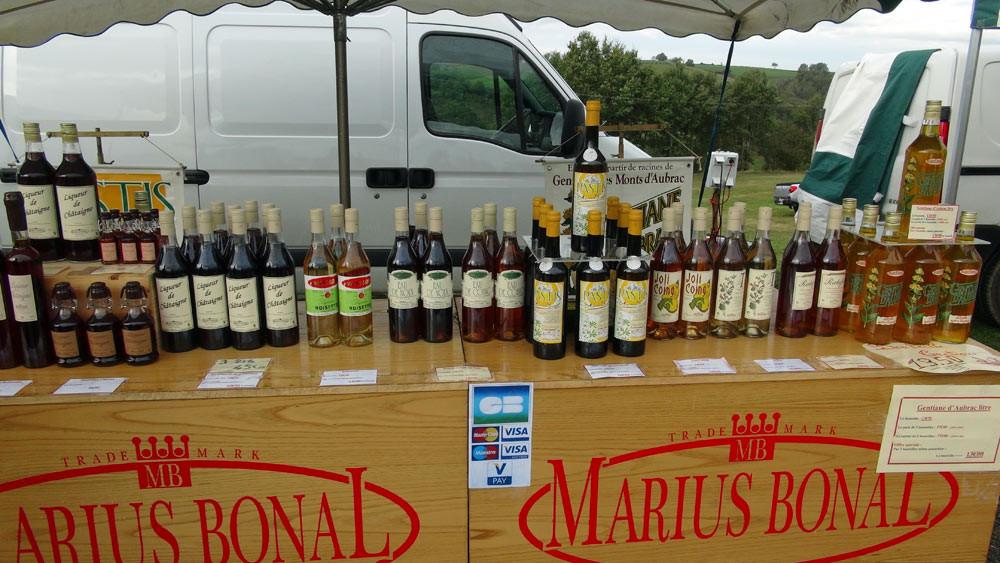 Marius Bonal et sa vraie liqueur de châtaigne, par infusion