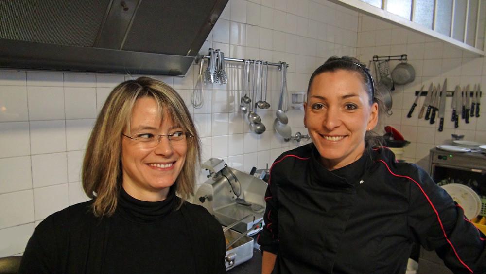 Virgine Ziegler & Carole Poulet