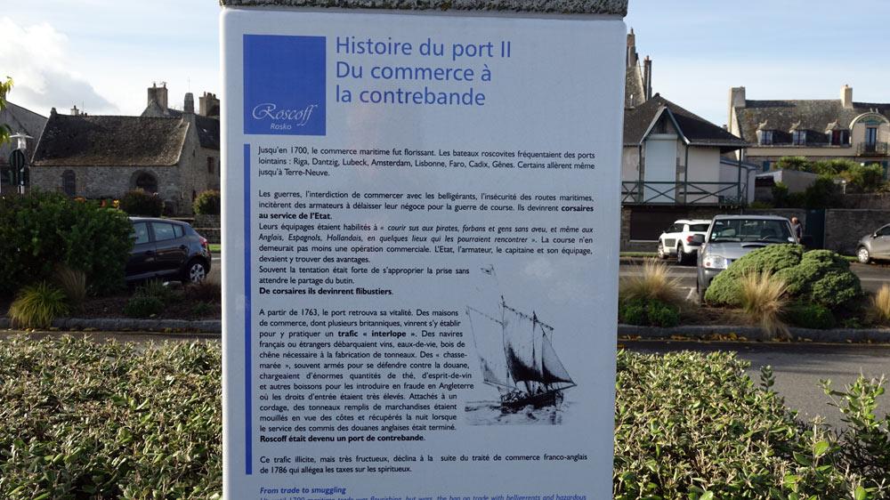 Histoire de Roscoff