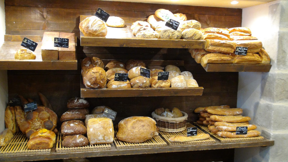 D'autres pains