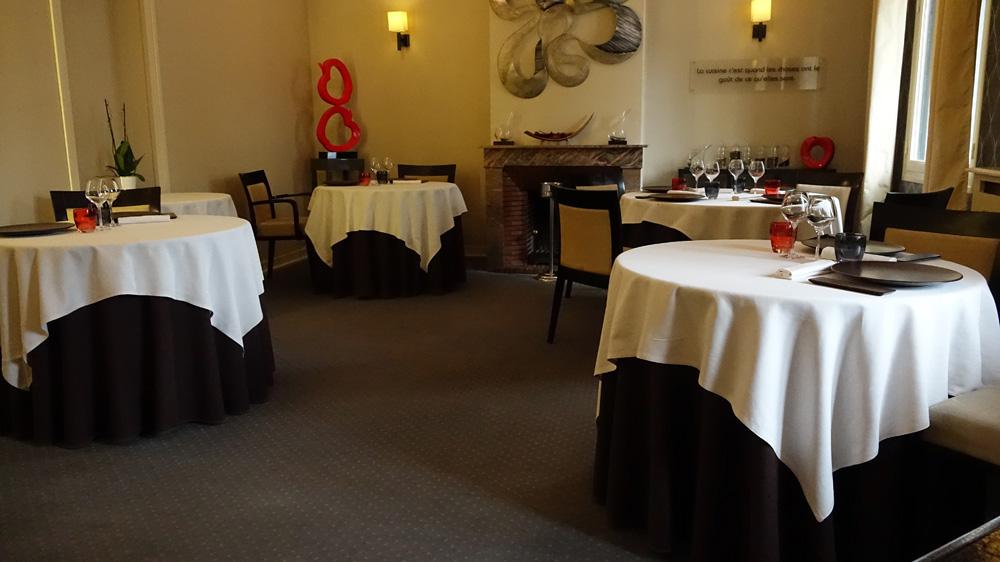La salle à manger principale