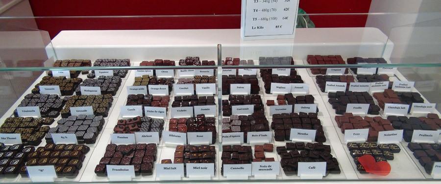 Chocolat de Bouvier à Rennes