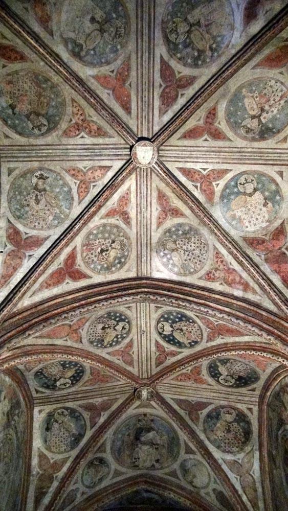 Plafond du Couvent des Jacobins