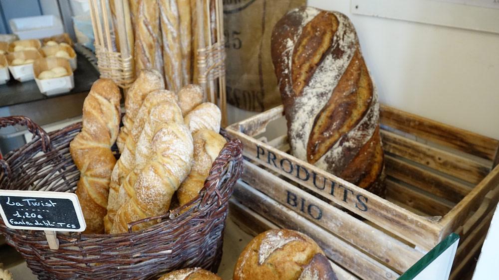 Quelques pains