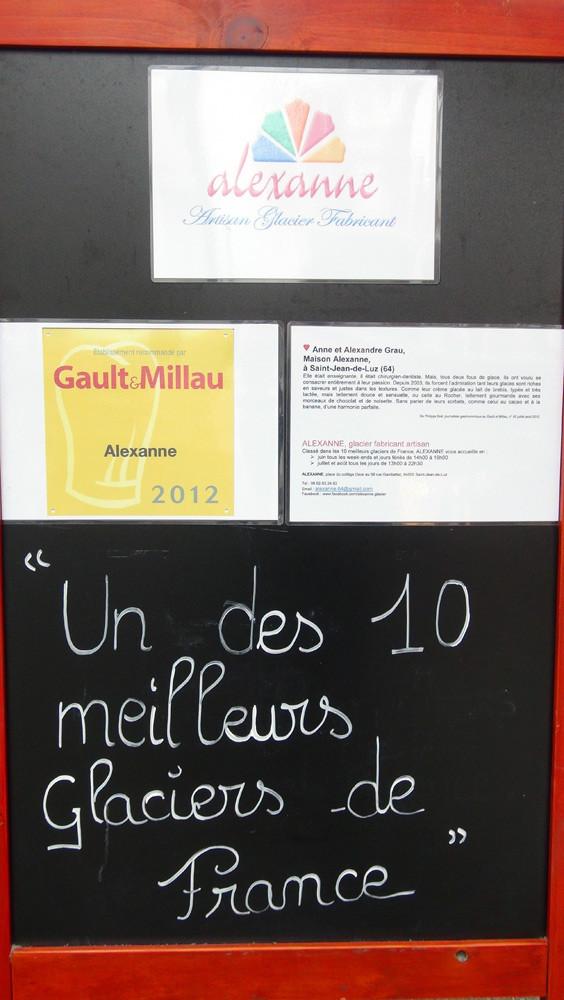 On en parle  dans Gault & Millau
