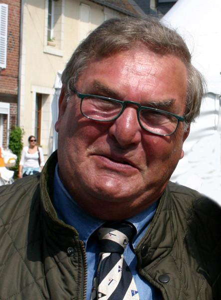 Philippe Meslon, l'ancien propriétaire du domaine de Saint-Loup