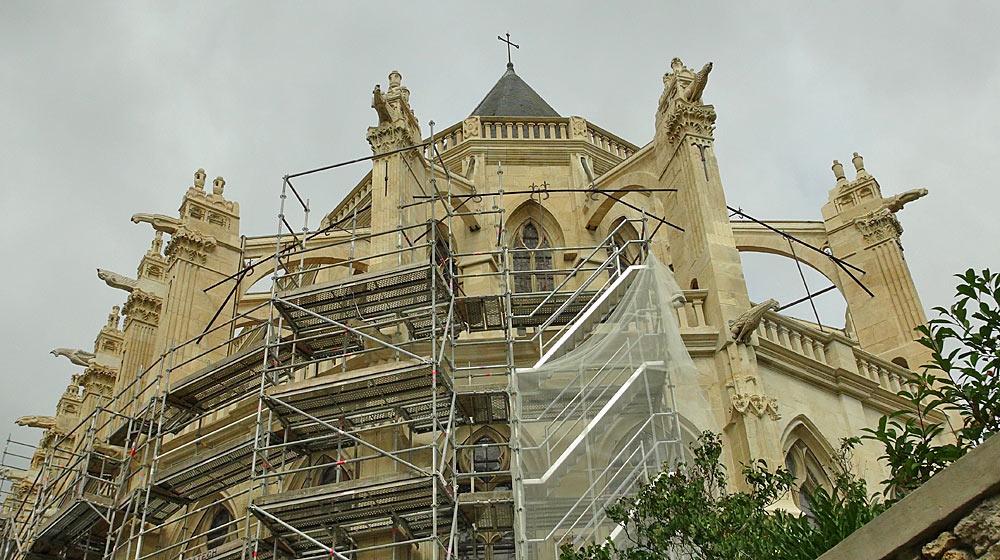 Restauration en cours