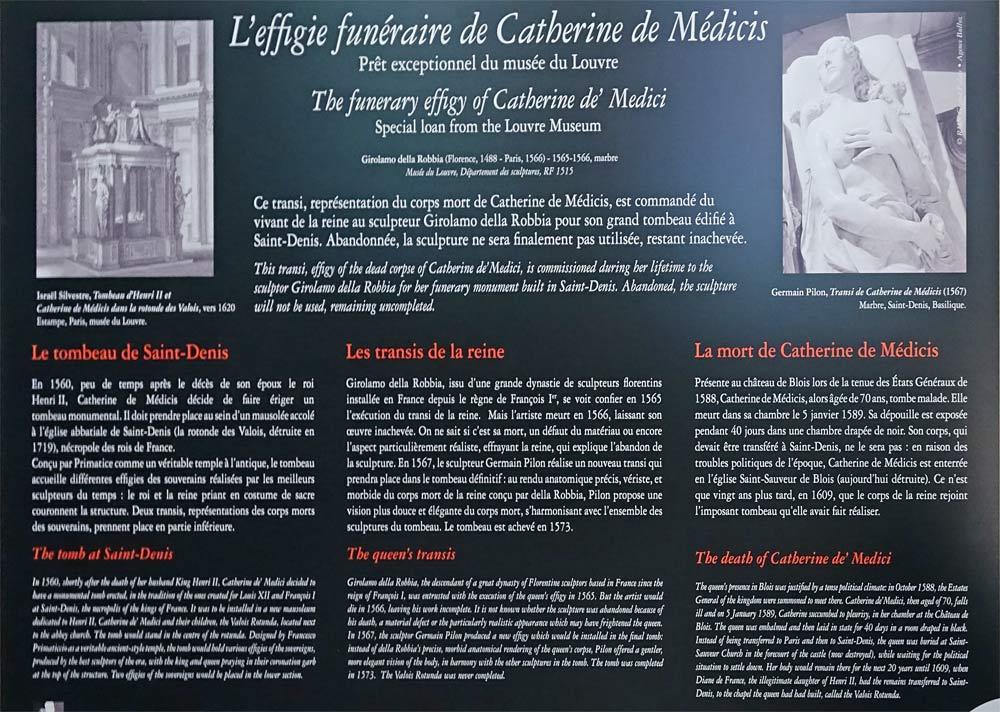 Précisions sur l'effigie de Marie de Médicis