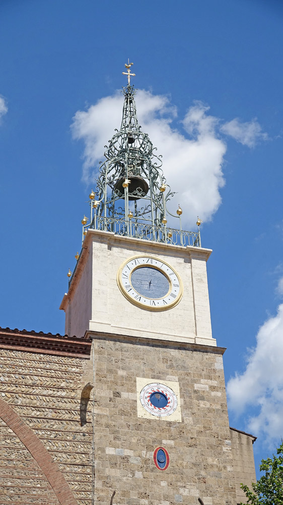 Le Campanile de la cathédrale Saint-Jean-Baptiste