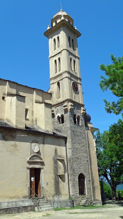 Eglise Saint-Pierre & Saint-Paul à Piedicroce