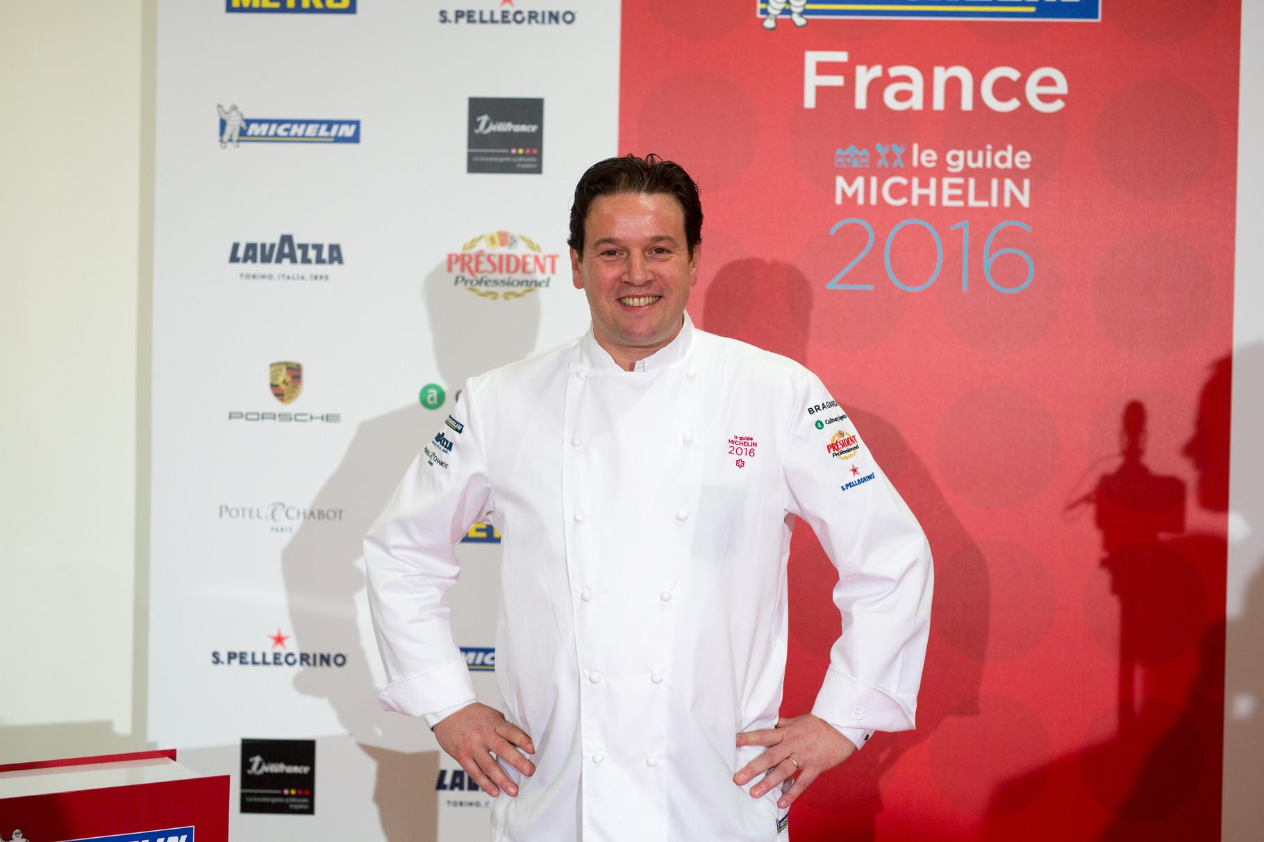 Pascal Favre d'Anne - 1 étoile 2016