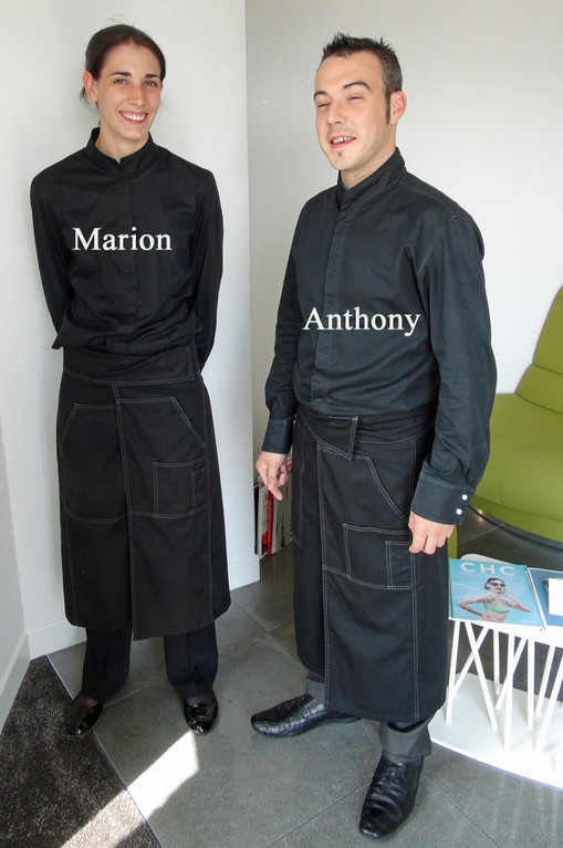 Marion & Anthony