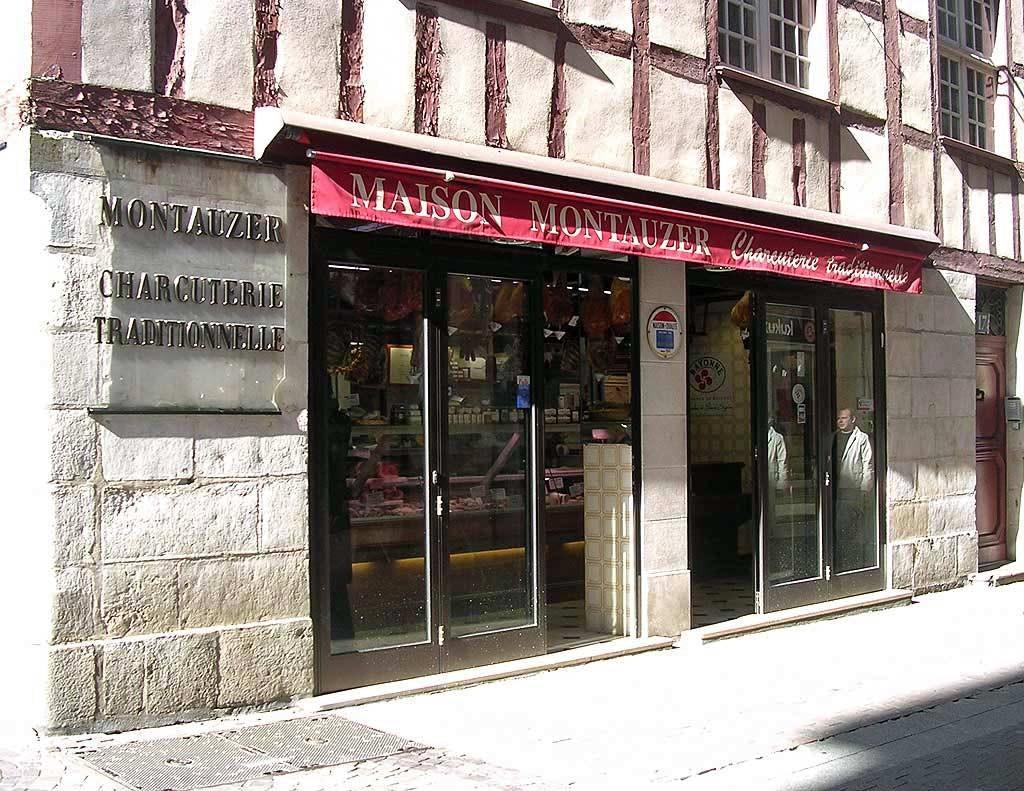 Le magasin de Bayonne