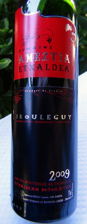 Iroulèguy 2009 de JL Costera