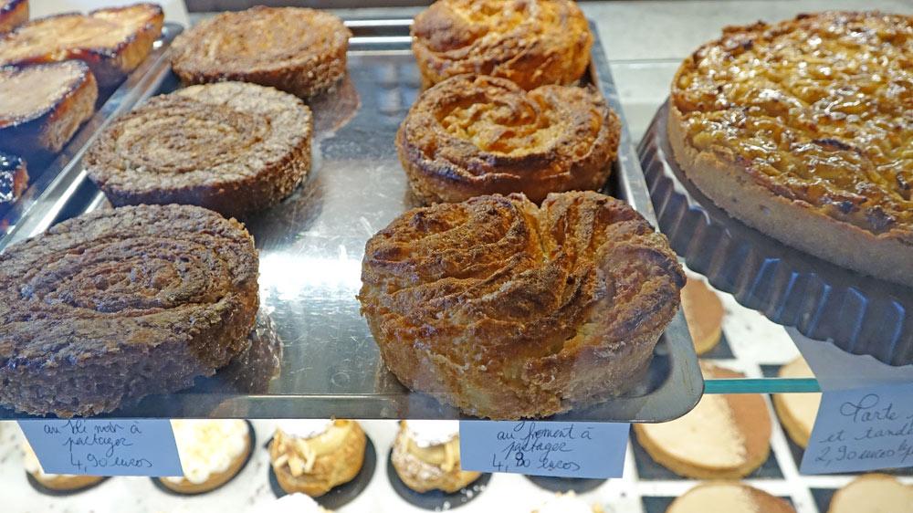 Gâteau au blé noir à partager - Gâteau au froment à partager