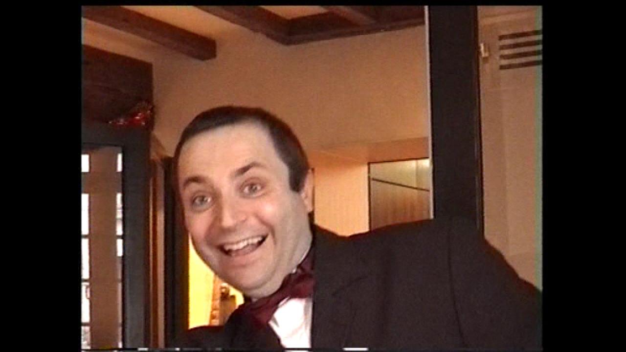 Xavier Fortin ... en décembre 2001