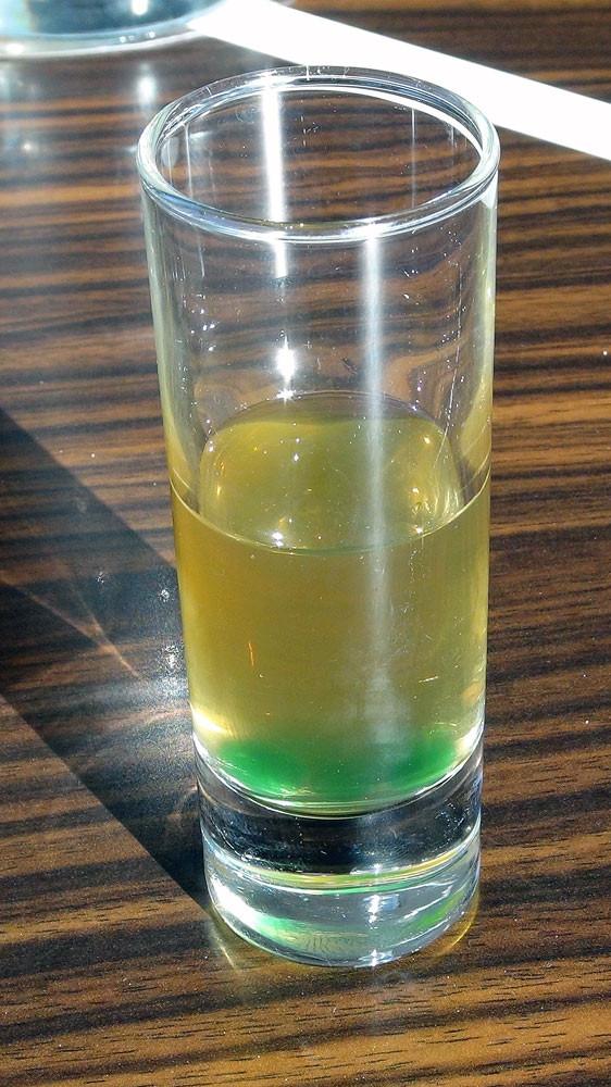 Thé vert à la menthe Nanah du Maroc, billes à la menthe