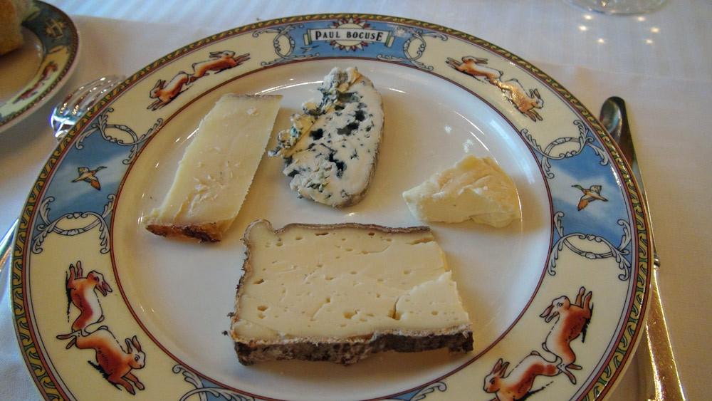 Ma sélection de fromages : Roquefort Papillon - Saint-Marcellin - Tomme de Savoie - Comté de 24 mois