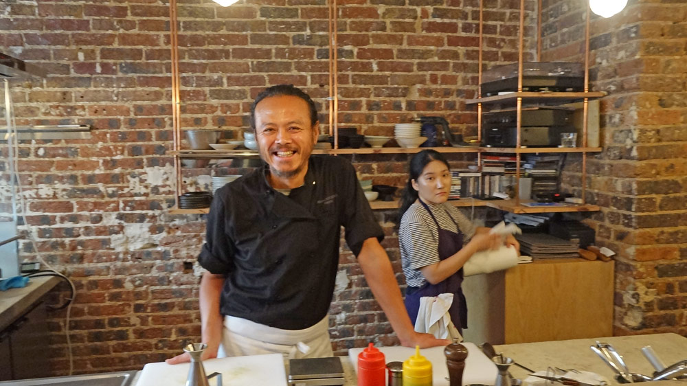 Le chef : Kim Kwang-Loc