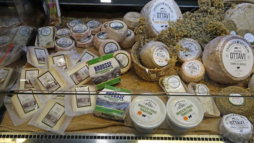Fromages Corses d'Ottavi