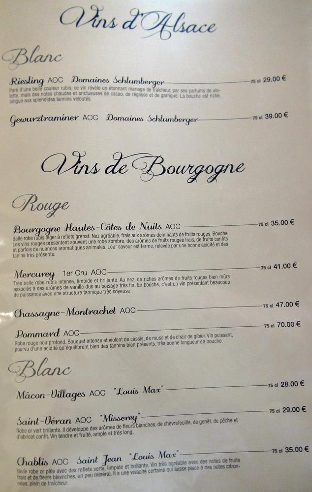 Alsace & Bourgogne