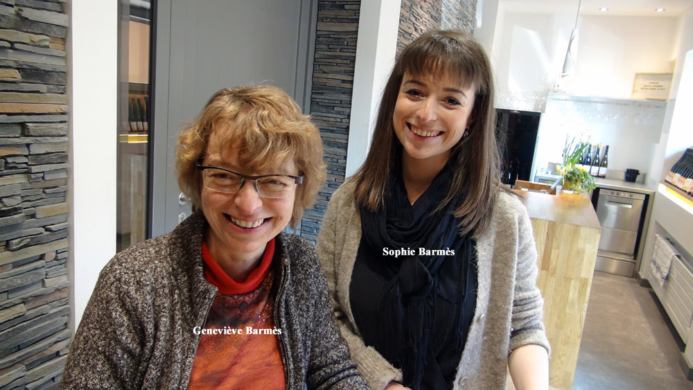 Geneviève & Sophie Barmès