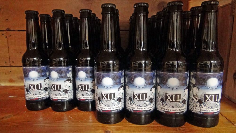 La fameuse XI,I Samhain de 11,1° !