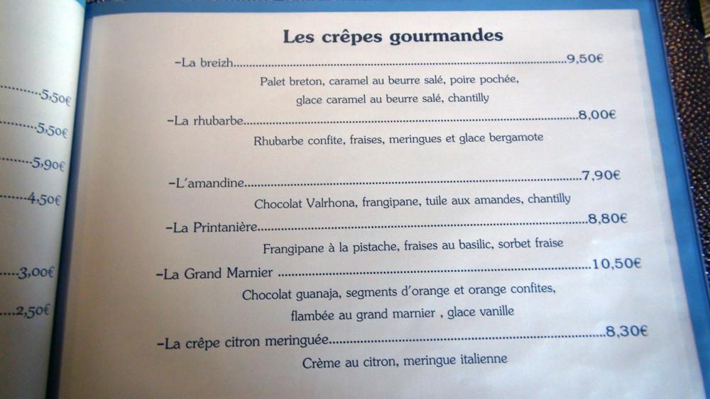 """Les """"crêpes"""" gourmandes"""