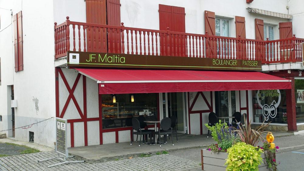 La boutique JF Maïtia de la place du Fronton