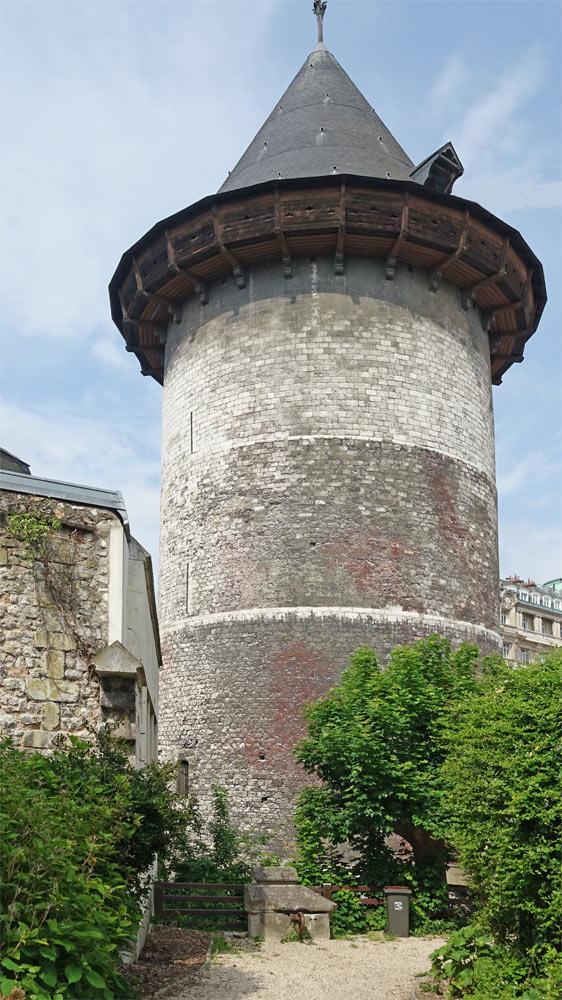 La Tour Jeanne d'Arc