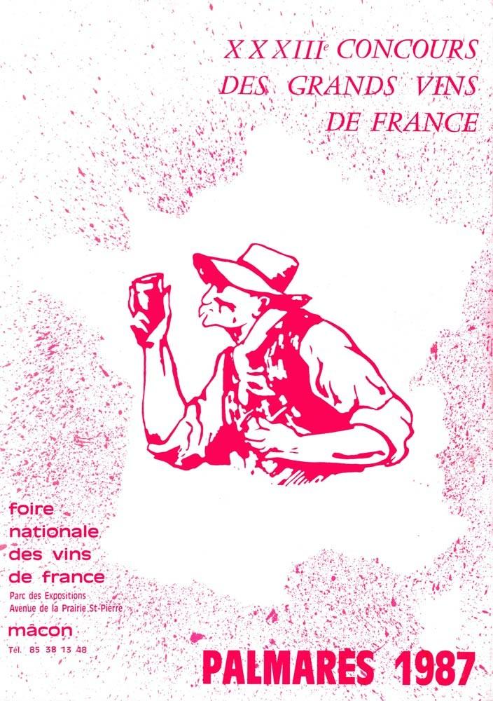 """Le """"Palmarès 1987"""""""