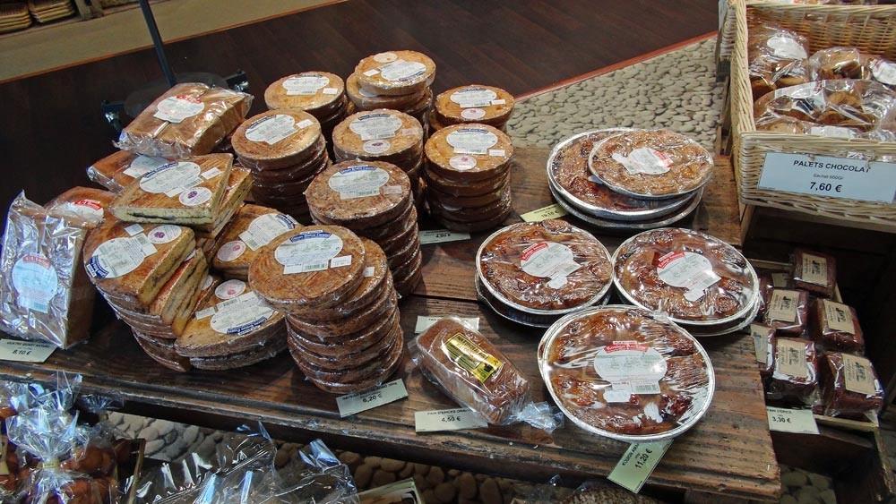 Kouign amann, gâteau breton et pain d'épices